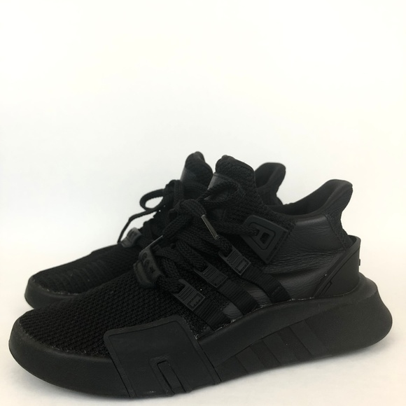 premium selection cdce3 4bd54 Adidas | EQT ADV 91/18 All Black Sneaker Men's 5